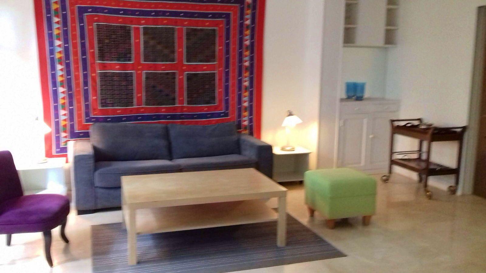 Loue grand studio 47m² avec espace chambre Paris 16ème Auteuil