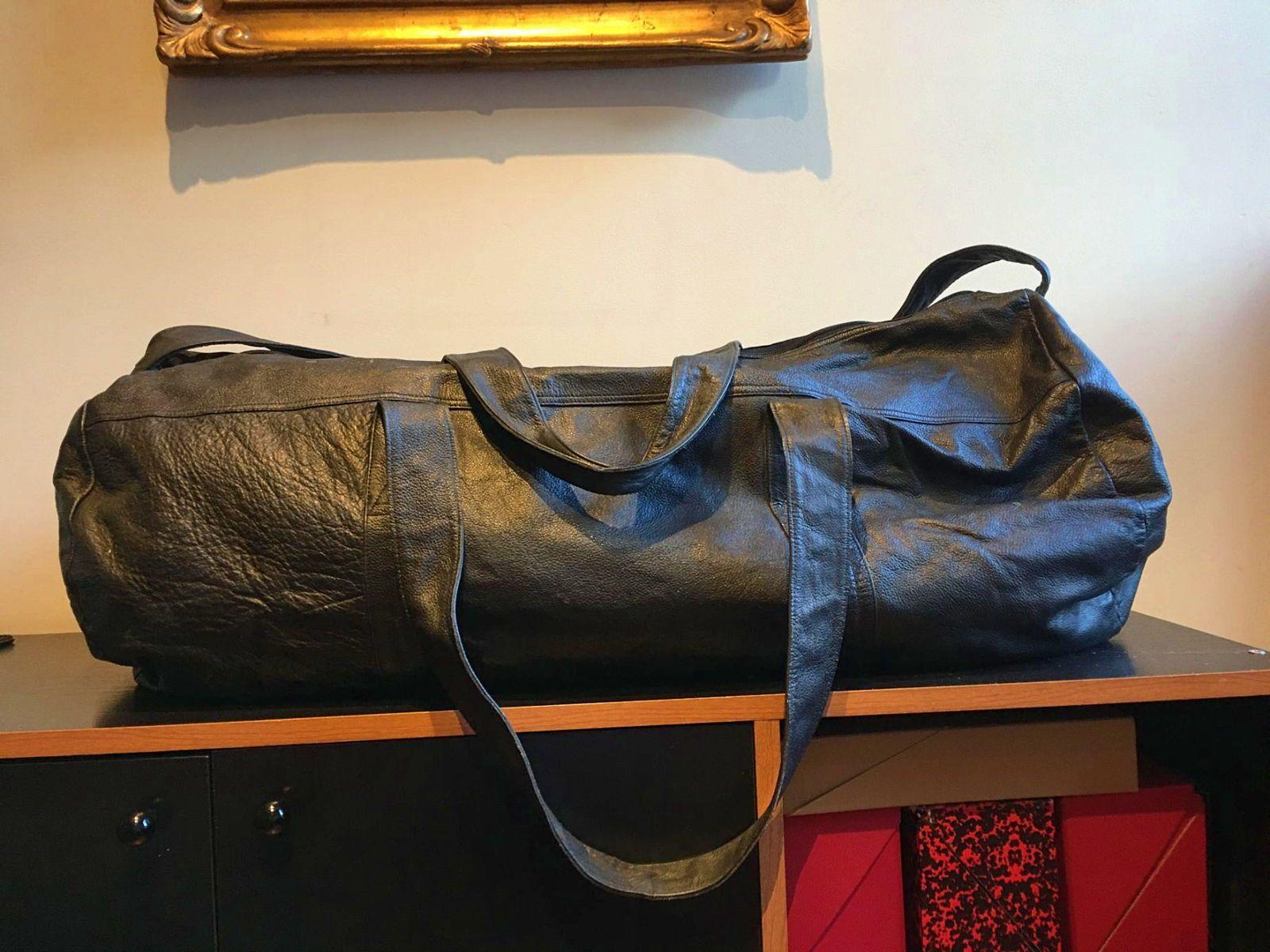 Grand sac de voyage pour homme