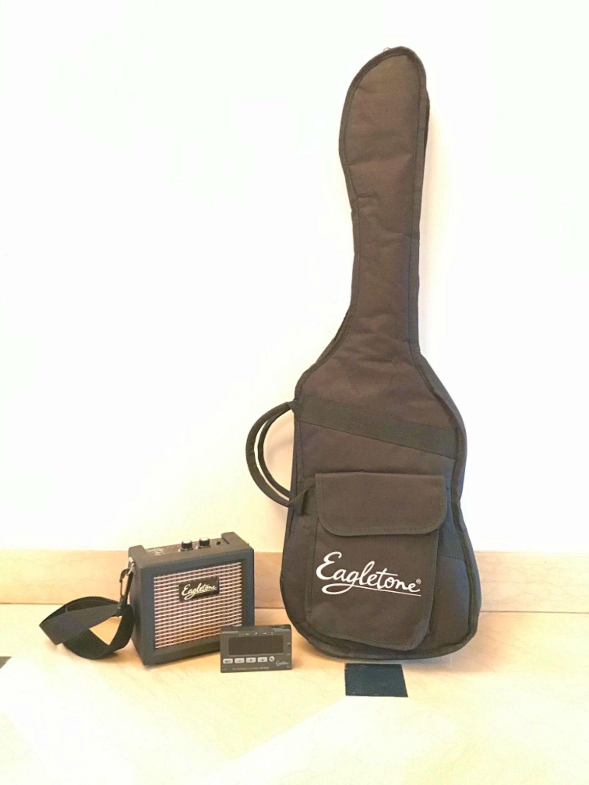 Guitare électrique Eagletone pour ado