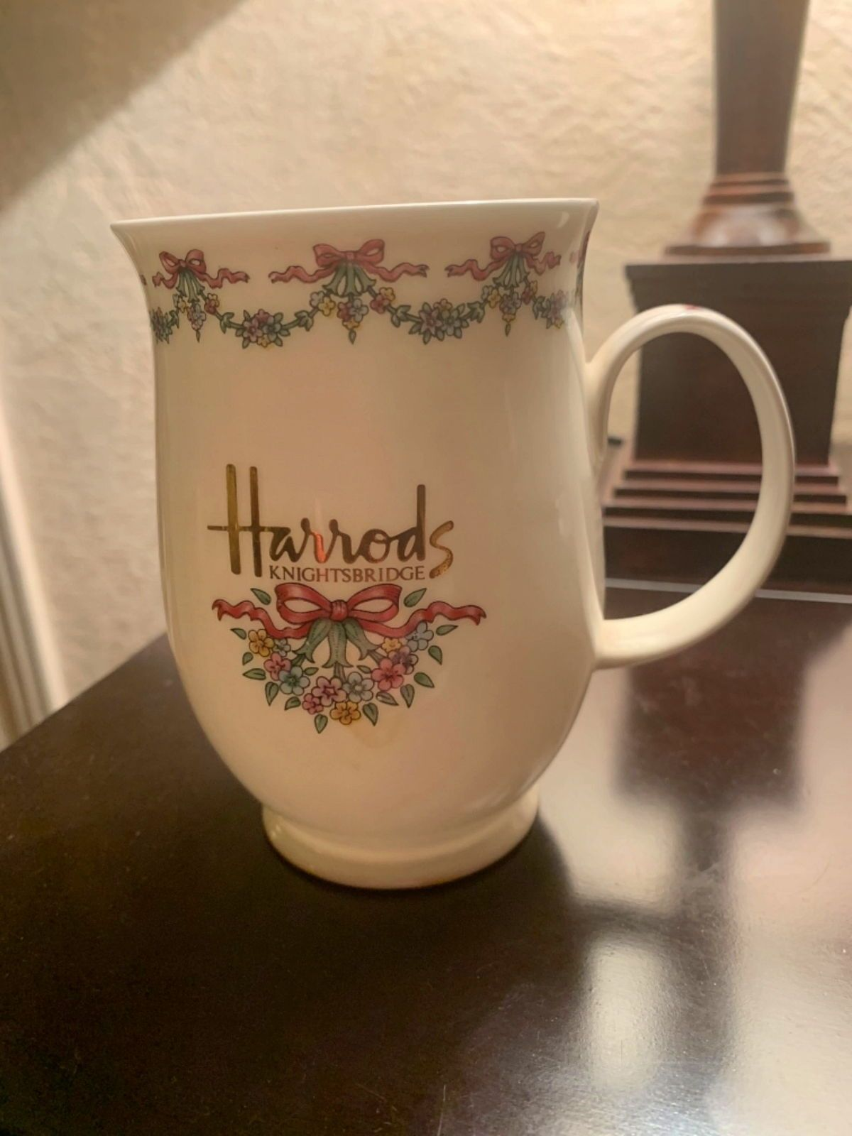 Xmas mug «Harrods»