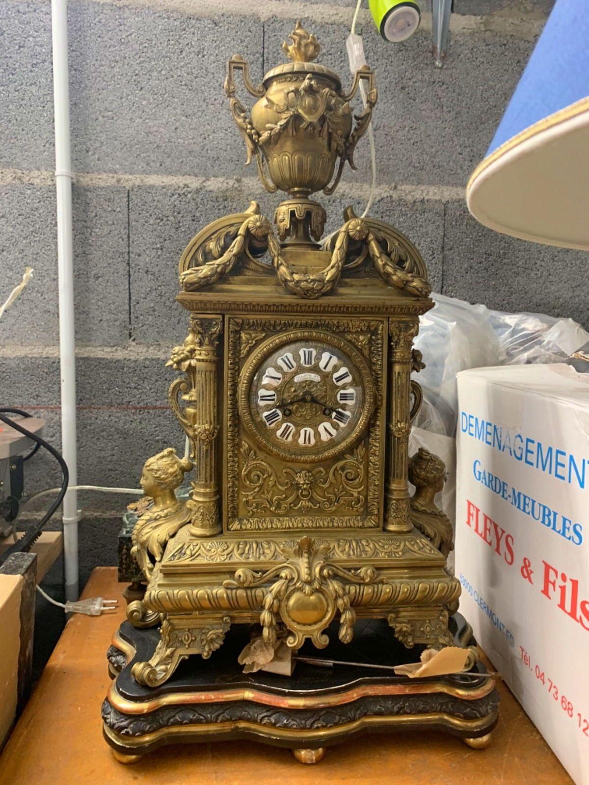 Horloge XIXème
