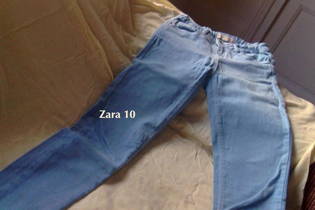 Jeans Zara fille 10ans