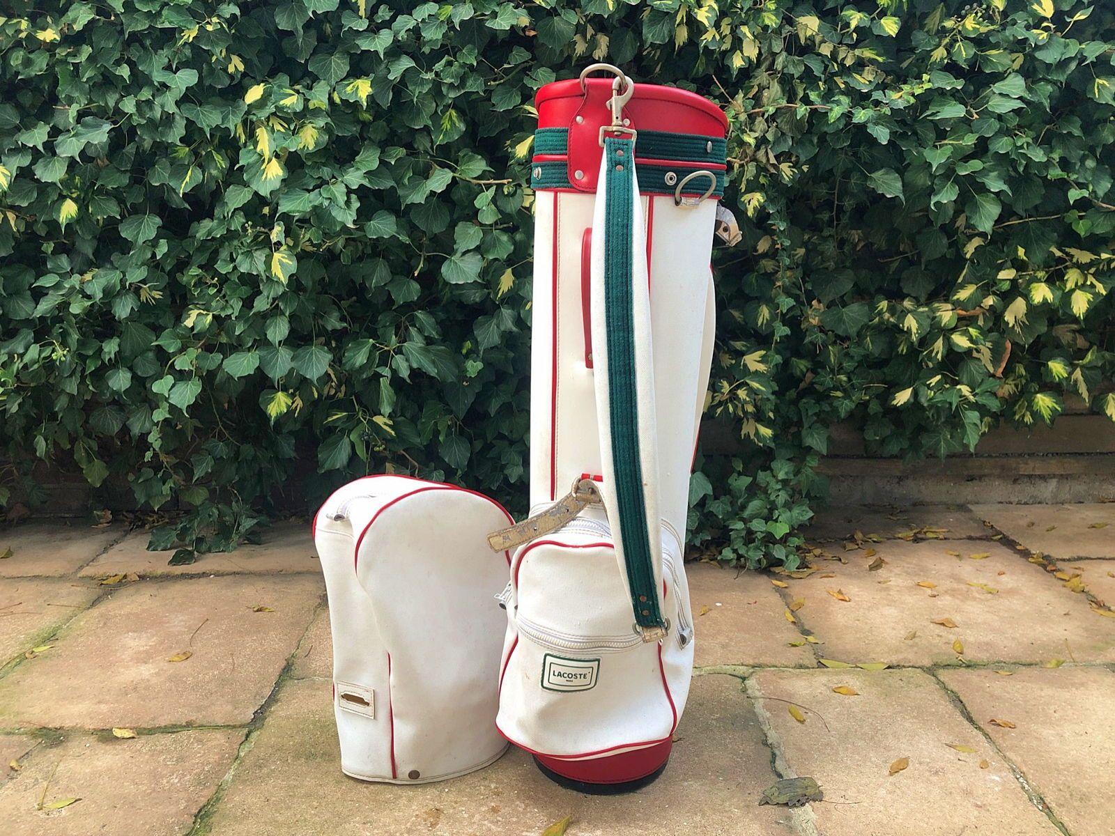 Vends sac de Golf Lacoste femme - vintage