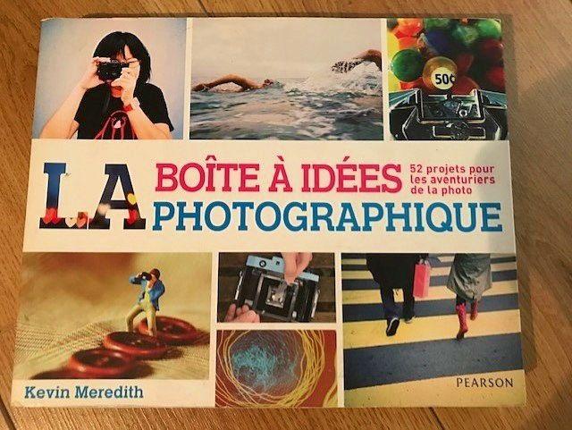 Livre La Boite à Idées photographiques