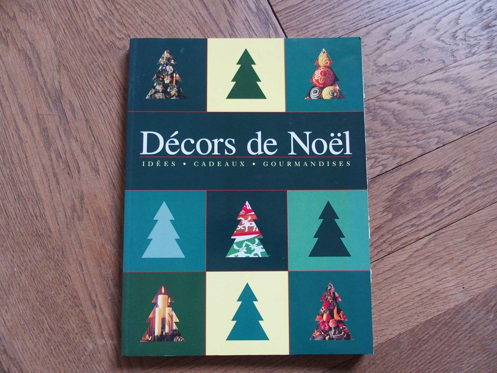 """Livre: fabrication de """"Décors de Noël"""""""