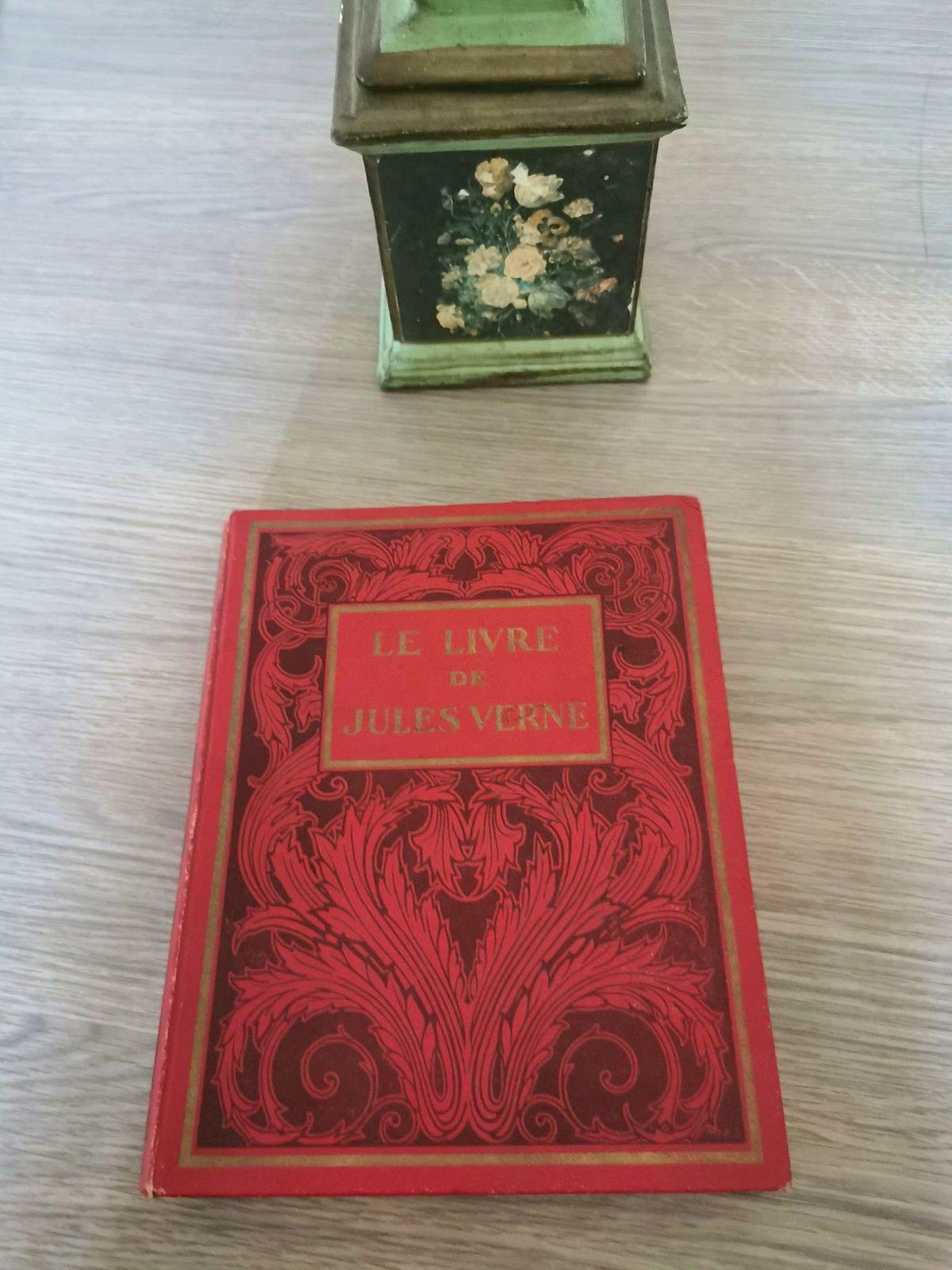 Le Livre de Jules Verne