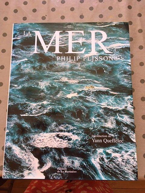Vends Livre d'art sur la Mer de Philippe Plisson