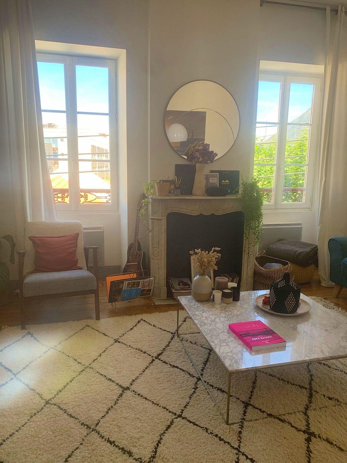 Location appartement Biarritz (64) Côte des Basques 4couchages