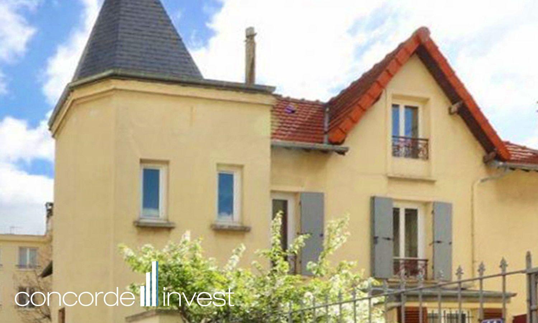 Location maison de 150m², 4chambres à Asnières bécon