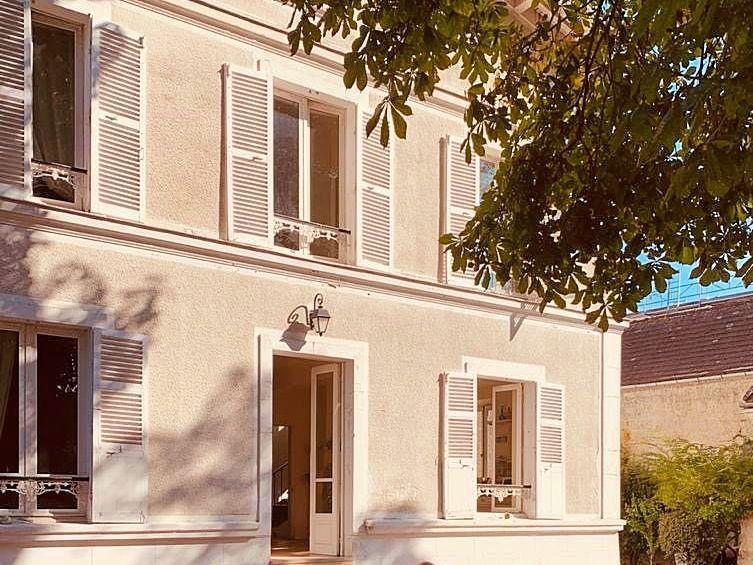 Loue maison - 5chambres - 320m² - Coye-La-Foret (20min de Paris)