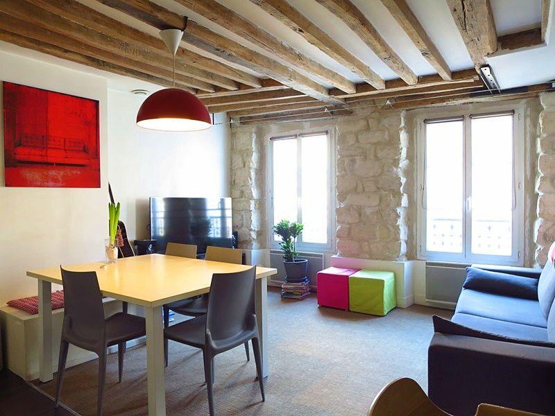 Loue appartement 2pièces - meublé - Clichy (92) Mairie - 38m²