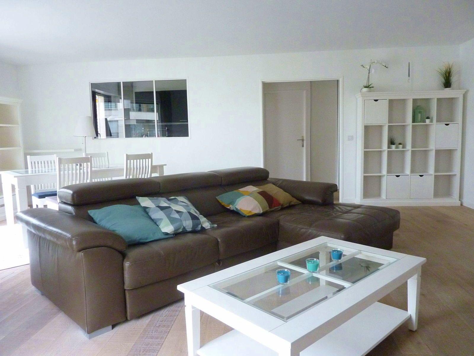 Loue appartement 3pièces Boulogne-Billancourt (92) - 84m²