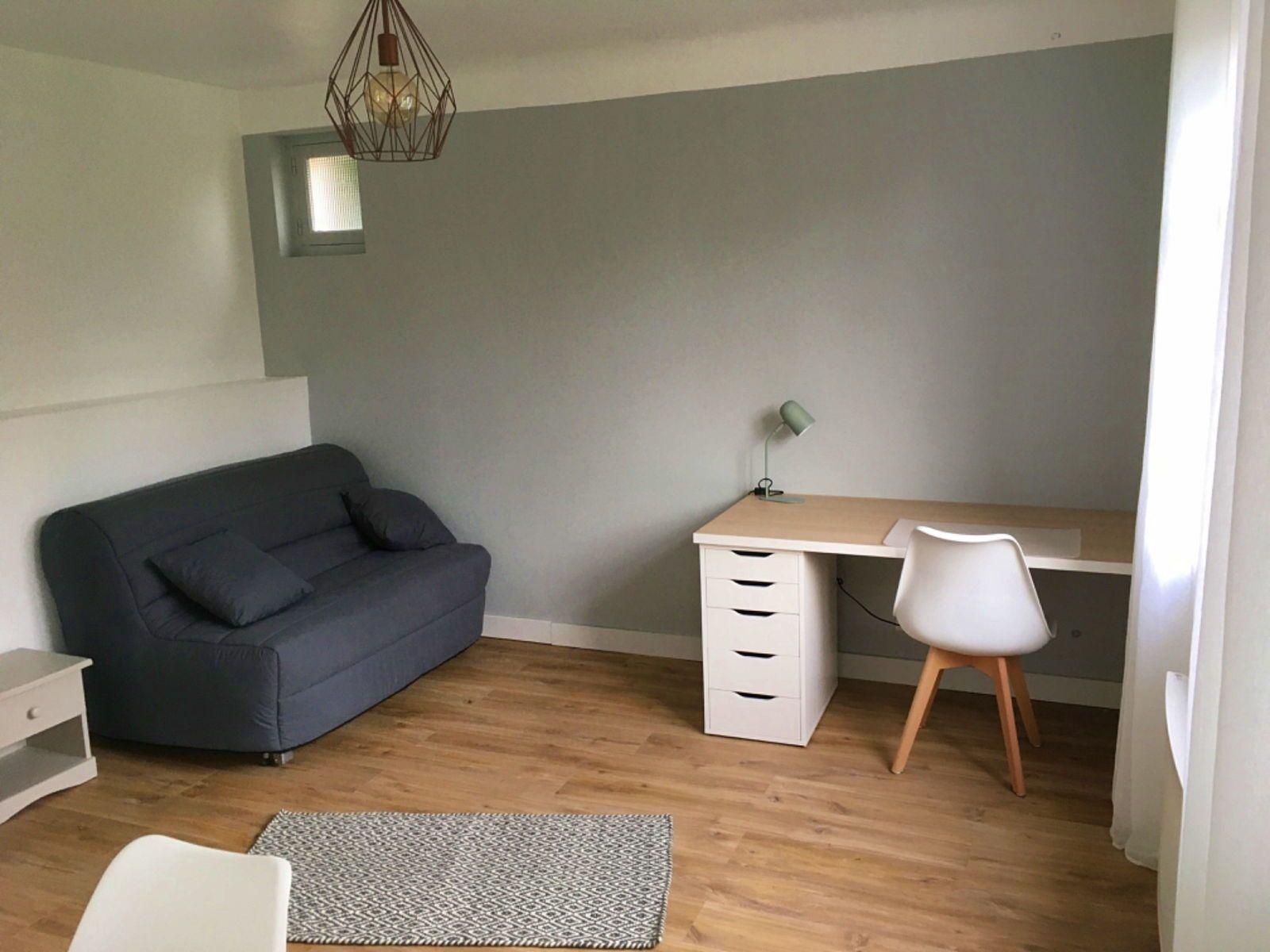 Loue studio meublé - 20m² - Bayonne (64)