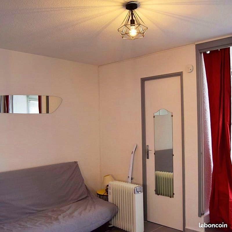 Loue appartement 27m² à Cap d'Agde