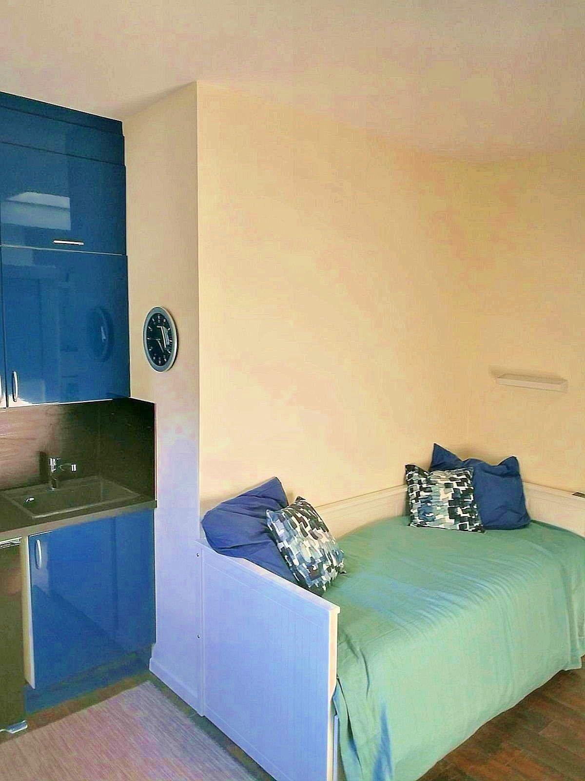 Loue T113m², meublé, rénové, clair, près du Trocadéro à Paris