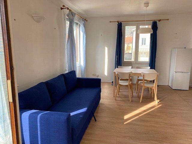 Loue appartement 50m² meublé T2lumineux, île verte Grenoble (38)