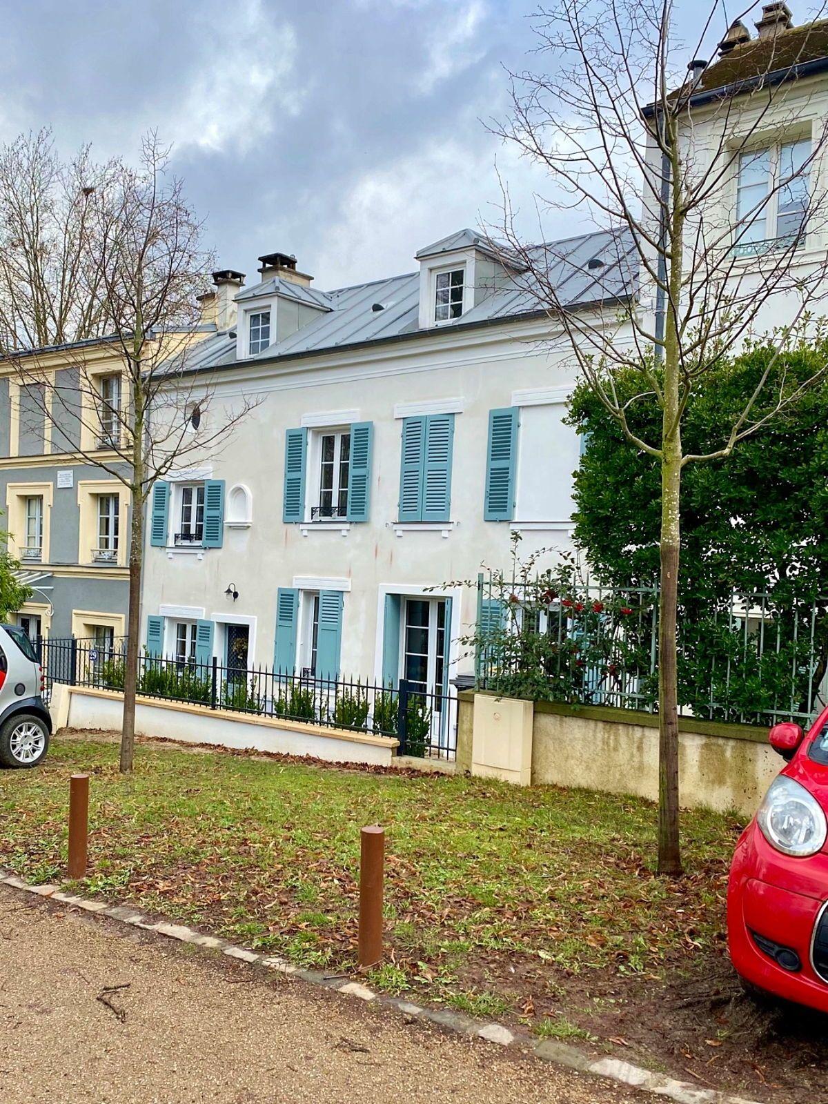 Loue Maison 180m² 6chambres avec un grand jardin à Meudon (92)