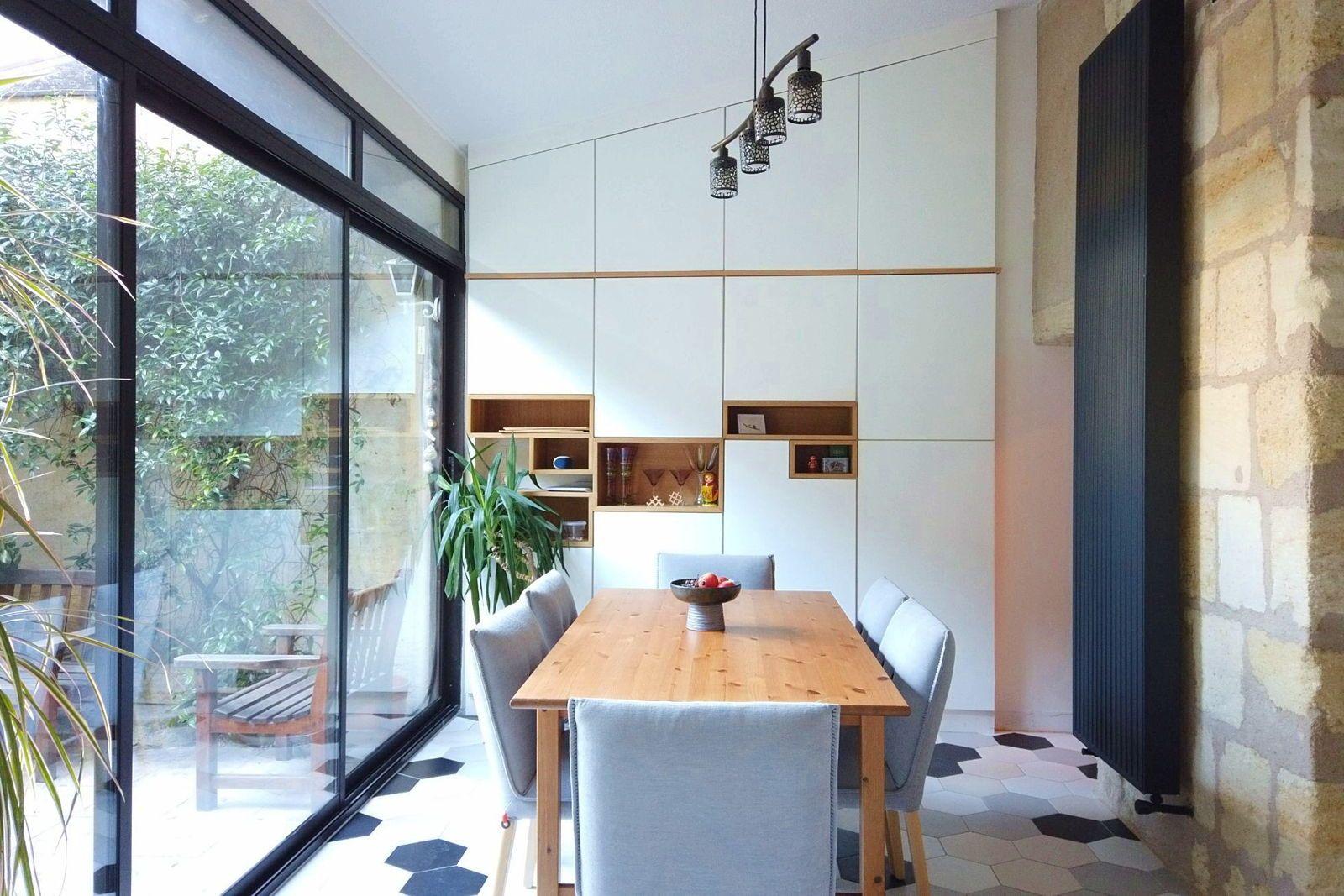 Maison de 180m² - 4chambres - Jardin - St Seurin Bordeaux