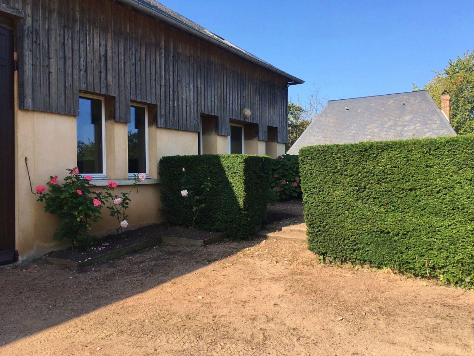 Loue maison entre Deauville et Honfleur - 2chambres,95m² - Pennedepie (14)