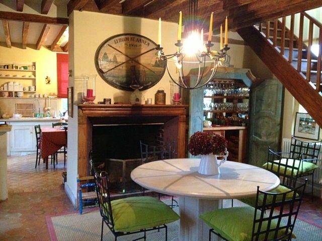 Loue maison de famille, charme - 5chambres, 6couchages, campagne, Chaumont-en-Vexin (60)