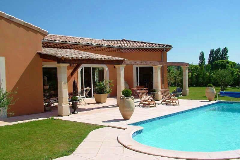 Loue maison 5couchages, 3chambres sur le golf de la Valdaine (Montélimar) Montboucher-sur-Jabron (26)