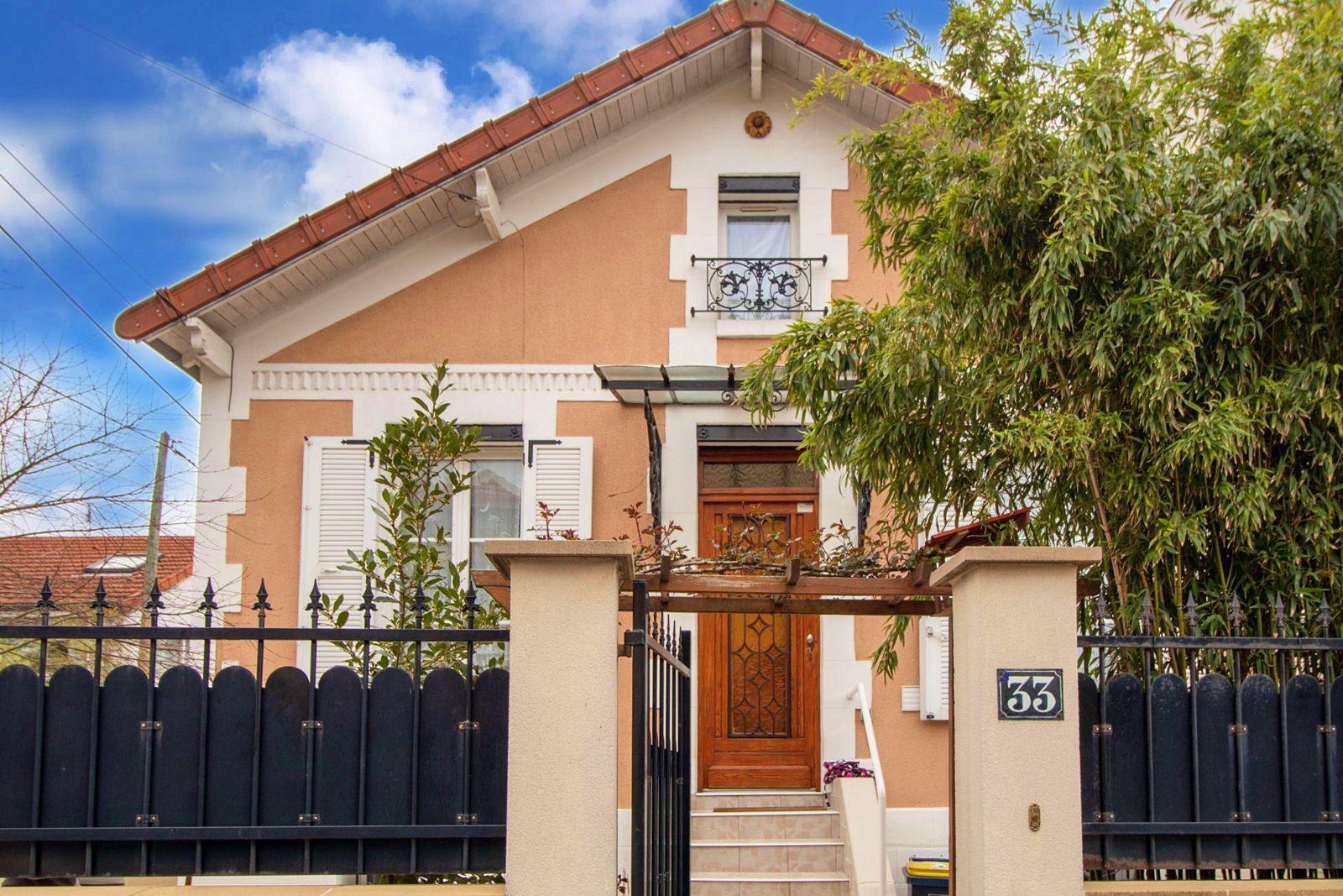 Vends Maison de 4/5pièces avec potentiel - Colombes Petite Garenne - 85m²