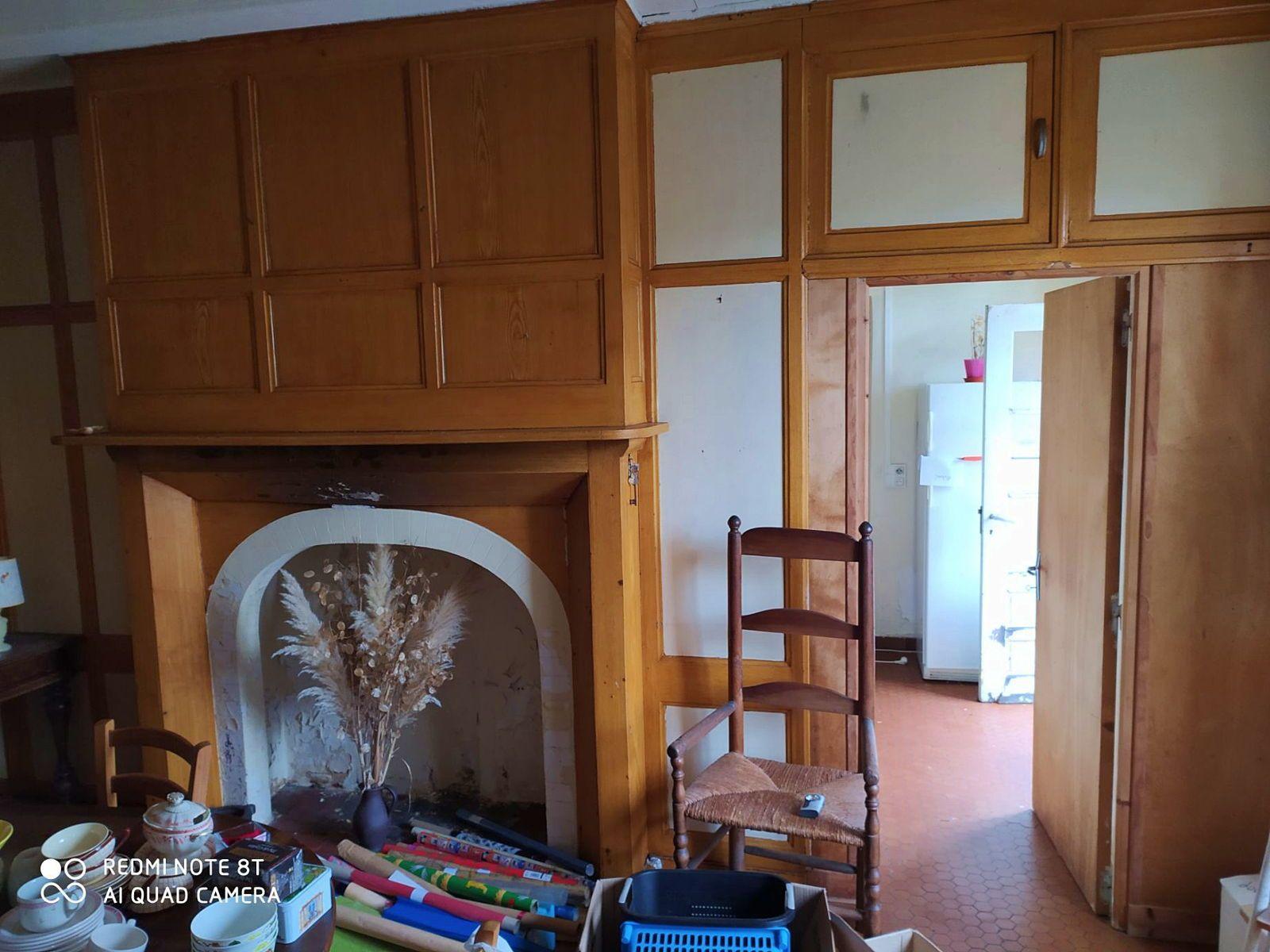 Vends maison enpPierre de 170m², 3chambres, À rénover, Granville (50)
