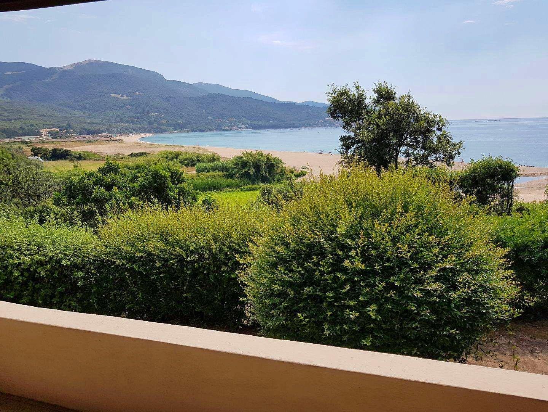 Loue maison de vacances avec accès à la plage de la Liscia, Calcatoggio (20) - 3chambres, 7couchages