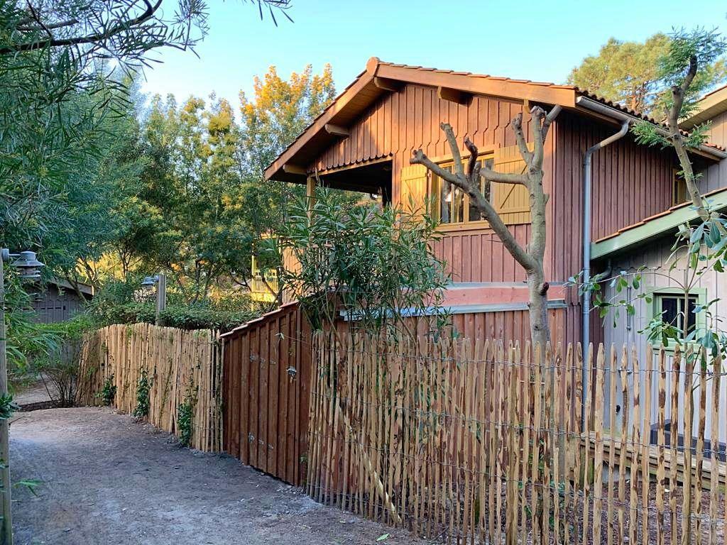 Loue maison de vacances 9couchages au Cap Ferret (33)