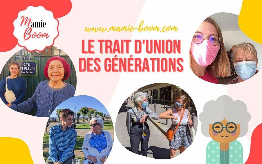 Mamie-Boom propose compagnie pour personnes âgées à Levallois-Perret