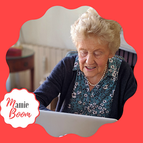 Mamie Boom propose de l'aide informatique aux personnes âgées