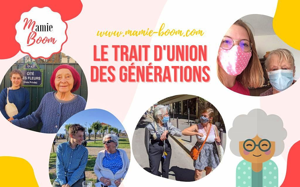 MamieBoom propose compagnie dynamisante aux personnes âgées à Grenoble