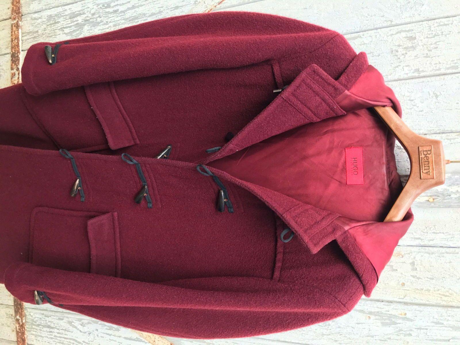 Manteau duffle-coat Hugo Boss taille 50