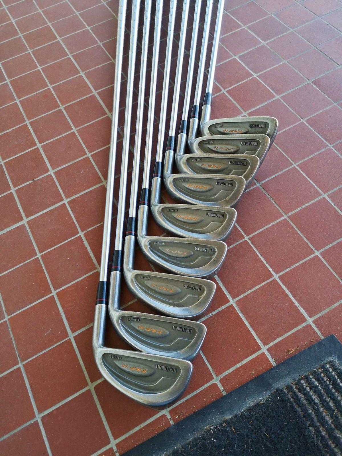 Vends serie de clubs de golf Maruman tap 18