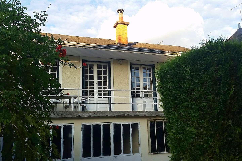 Loue T2meublé avec balcon et vue sur jardin - 50m² -Poitiers (86)