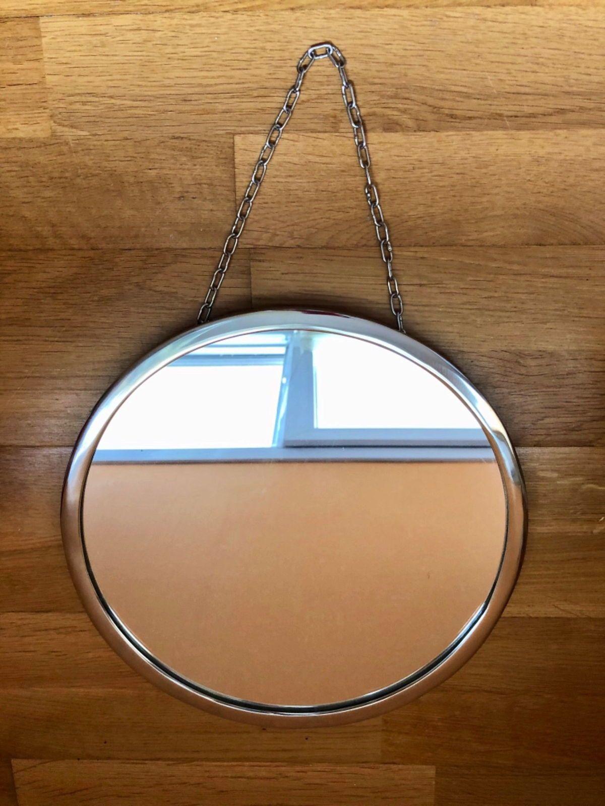 Miroir rond mural 30cm