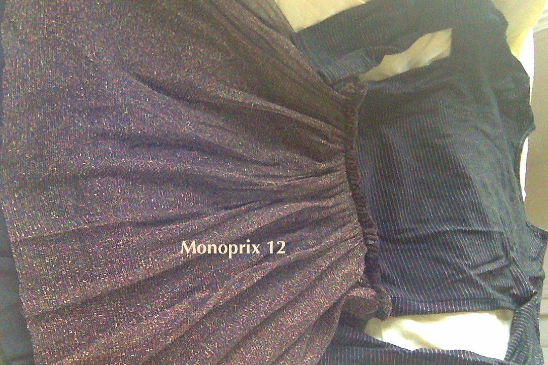 Monoprix robe 12ans