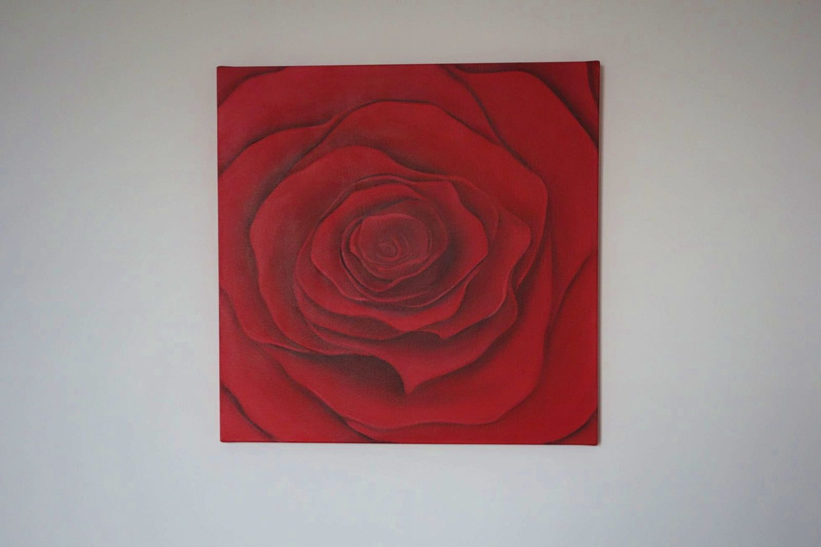 Vends toile de Amita Kaalil, Brésil