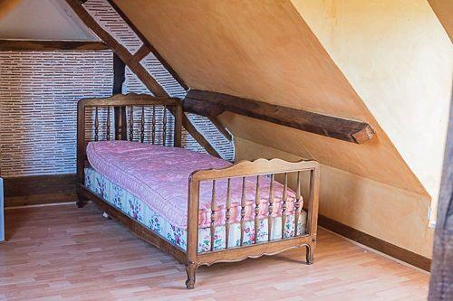 Paire de lits jumeaux