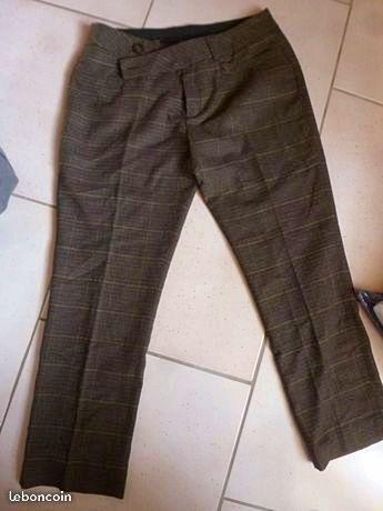 Pantalon femme taille 40mexx neuf