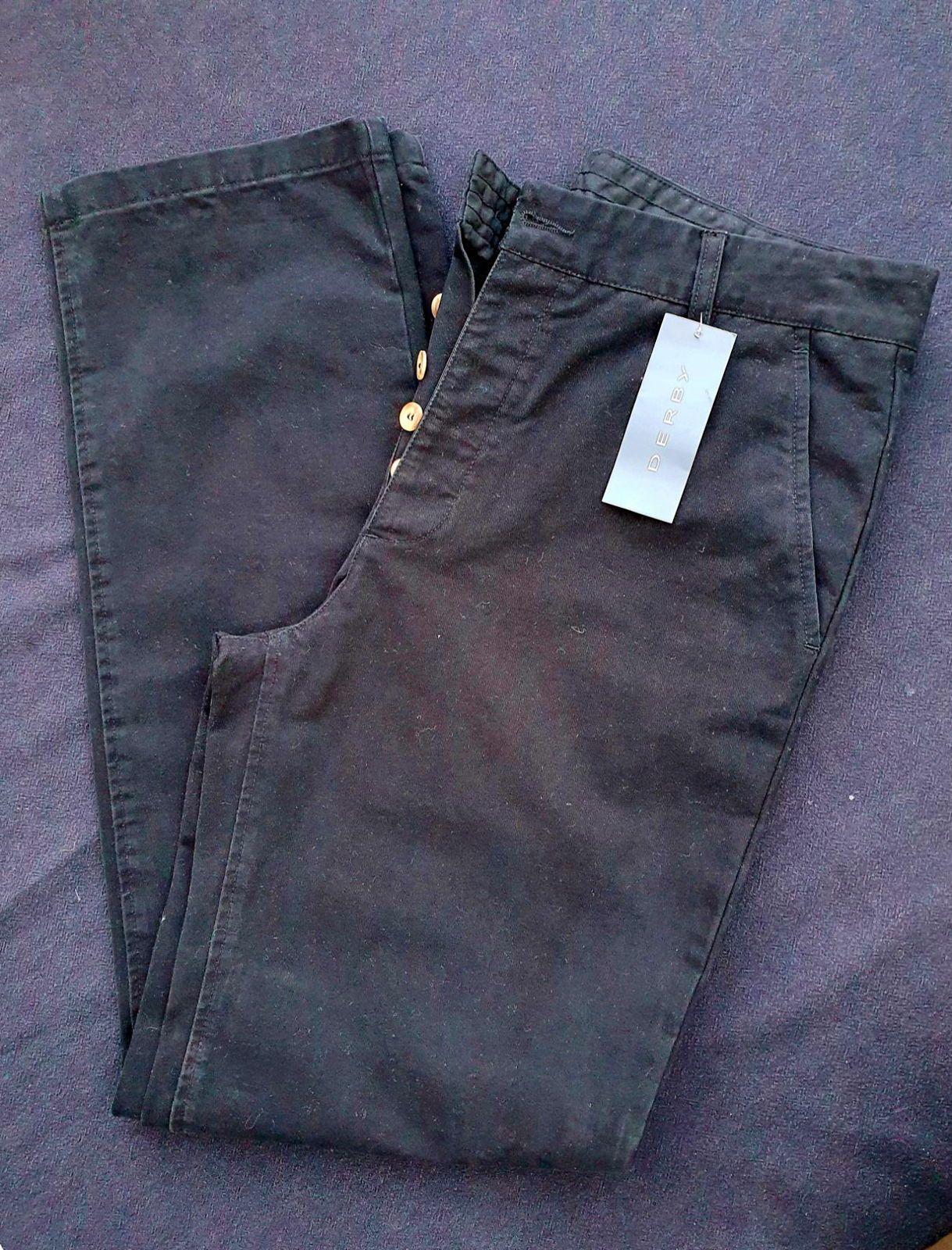 Pantalon homme neuf avec étiquette taille 42noir
