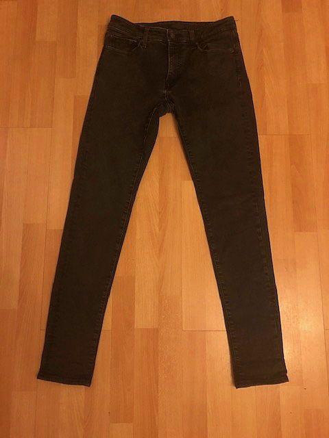 """Pantalon noir """"UNIQLO"""" - Taille M"""