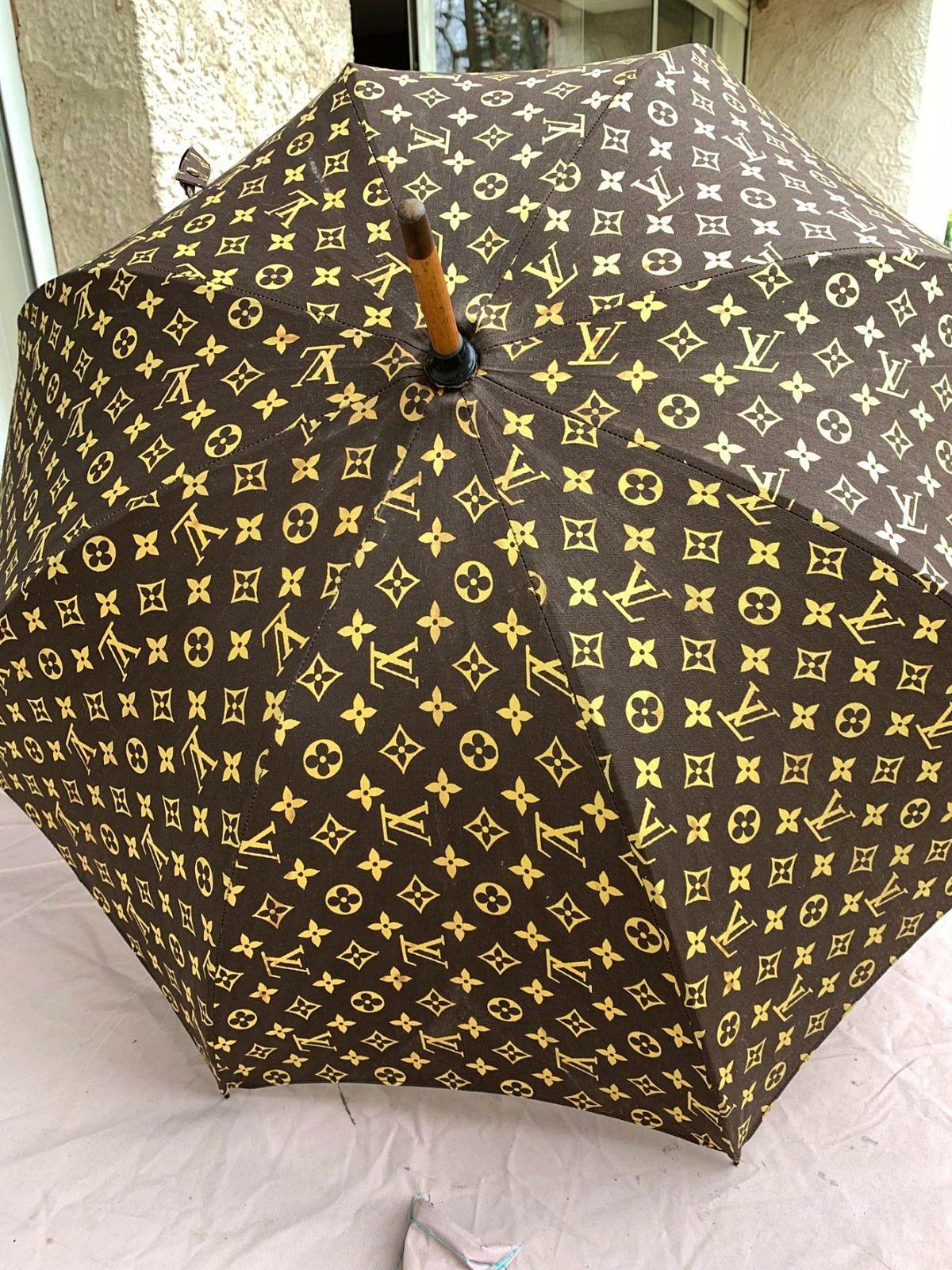 Parapluie vintage Louis Vuitton