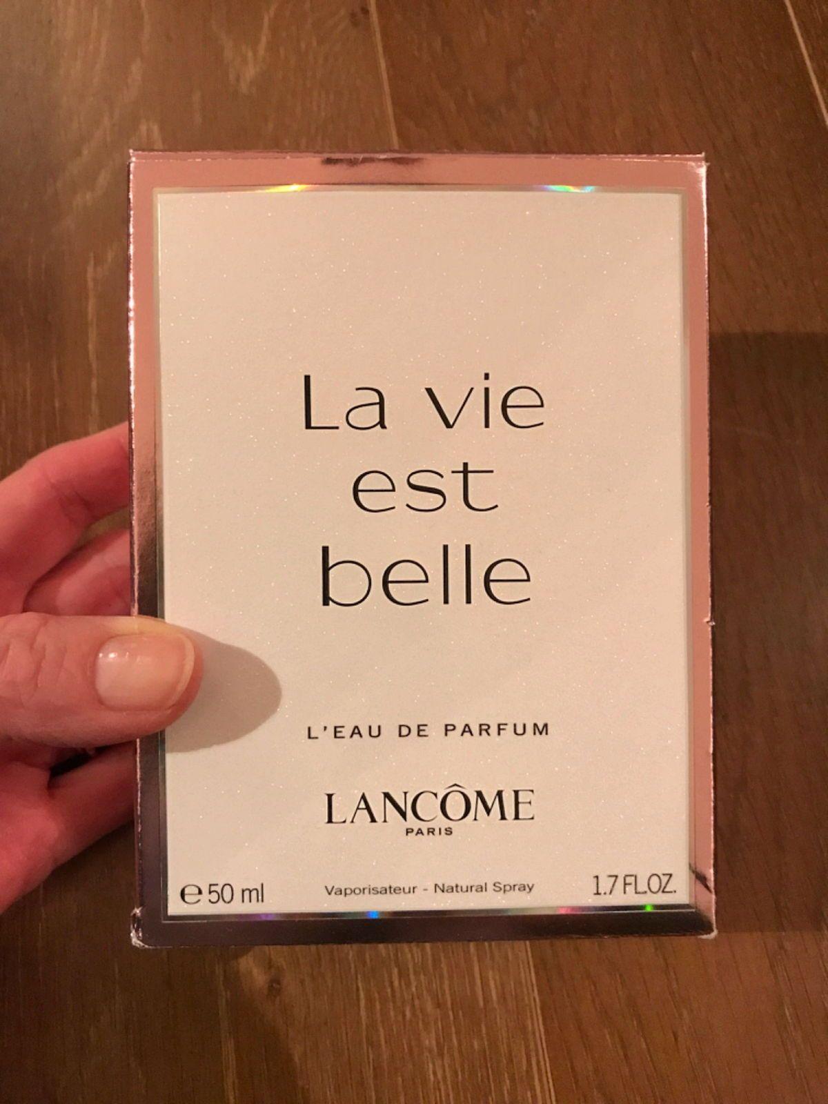 Eau de parfum Vapo 50ml La Vie est Belle, Lancôme, neuf