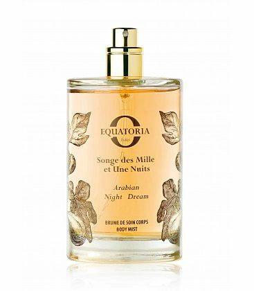 Parfum Femme Brume de Soin Corps EQUATORIA Neuf