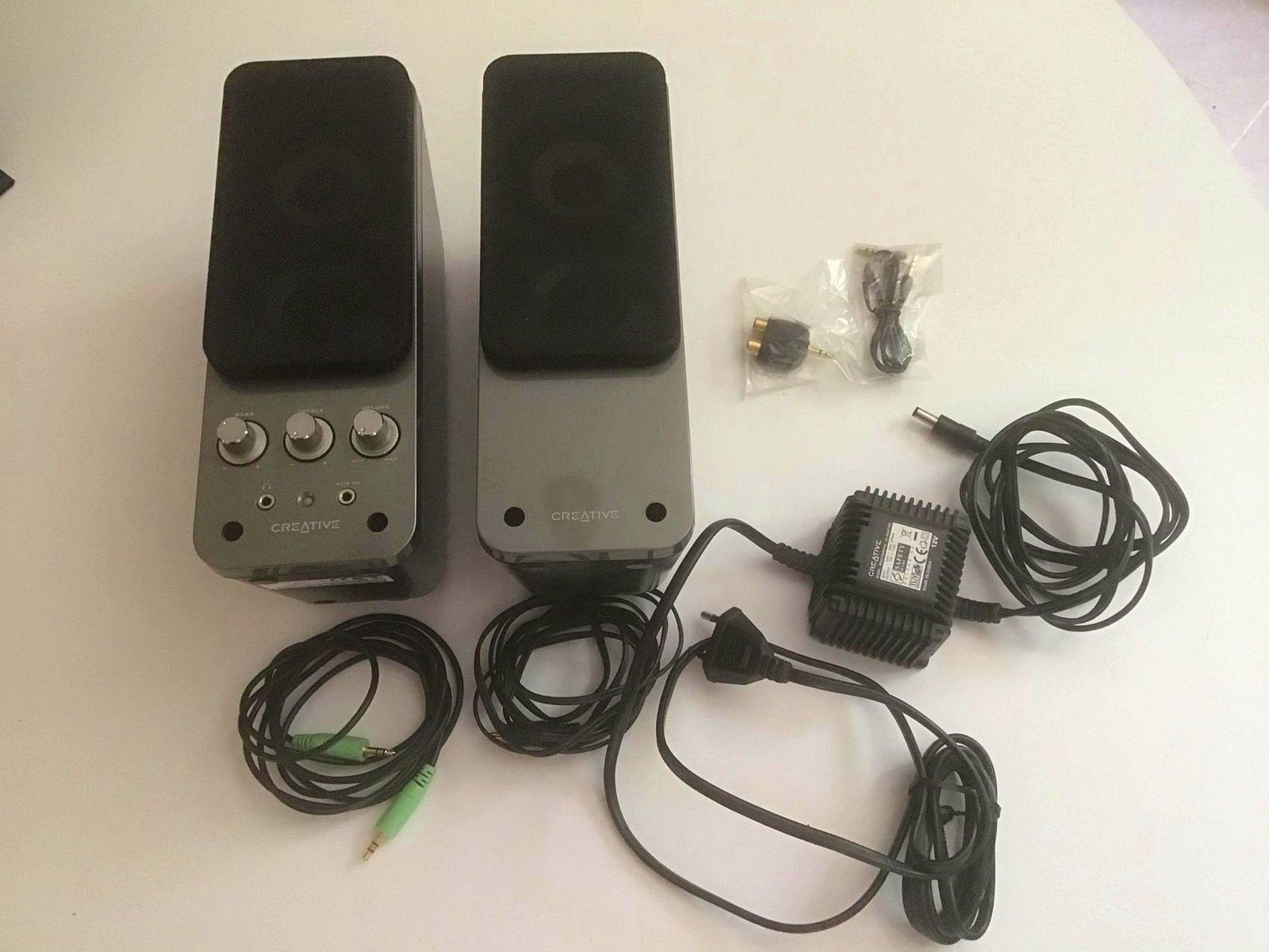 Haut-parleurs Multimedia 2.0- GigaWorks T20