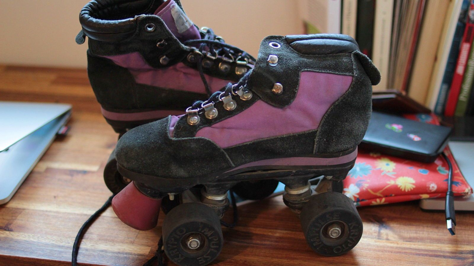 Patins à roulettes / roller Taille 36