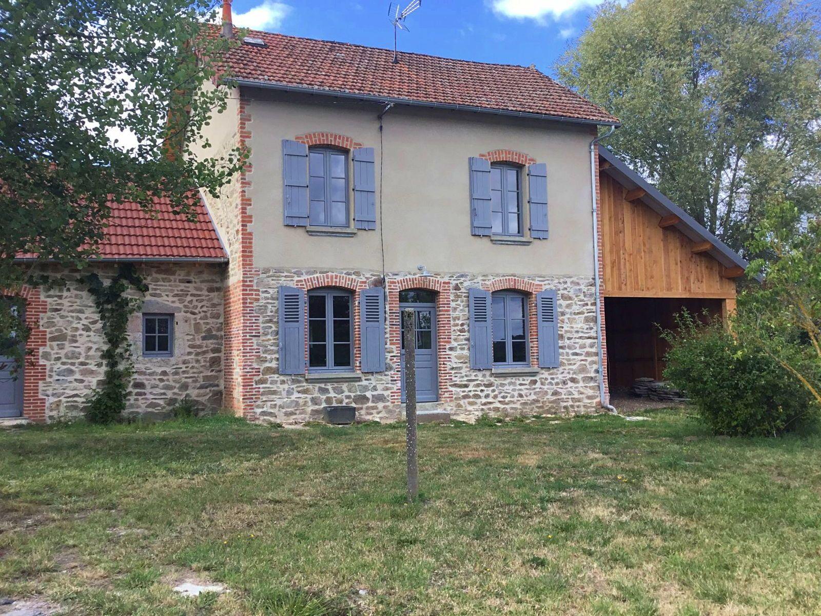 Loue gîte 6couchages en Auvergne - Pontaumur (63)
