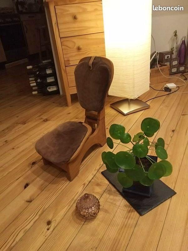 Petit siège ergonomique SIETADOU
