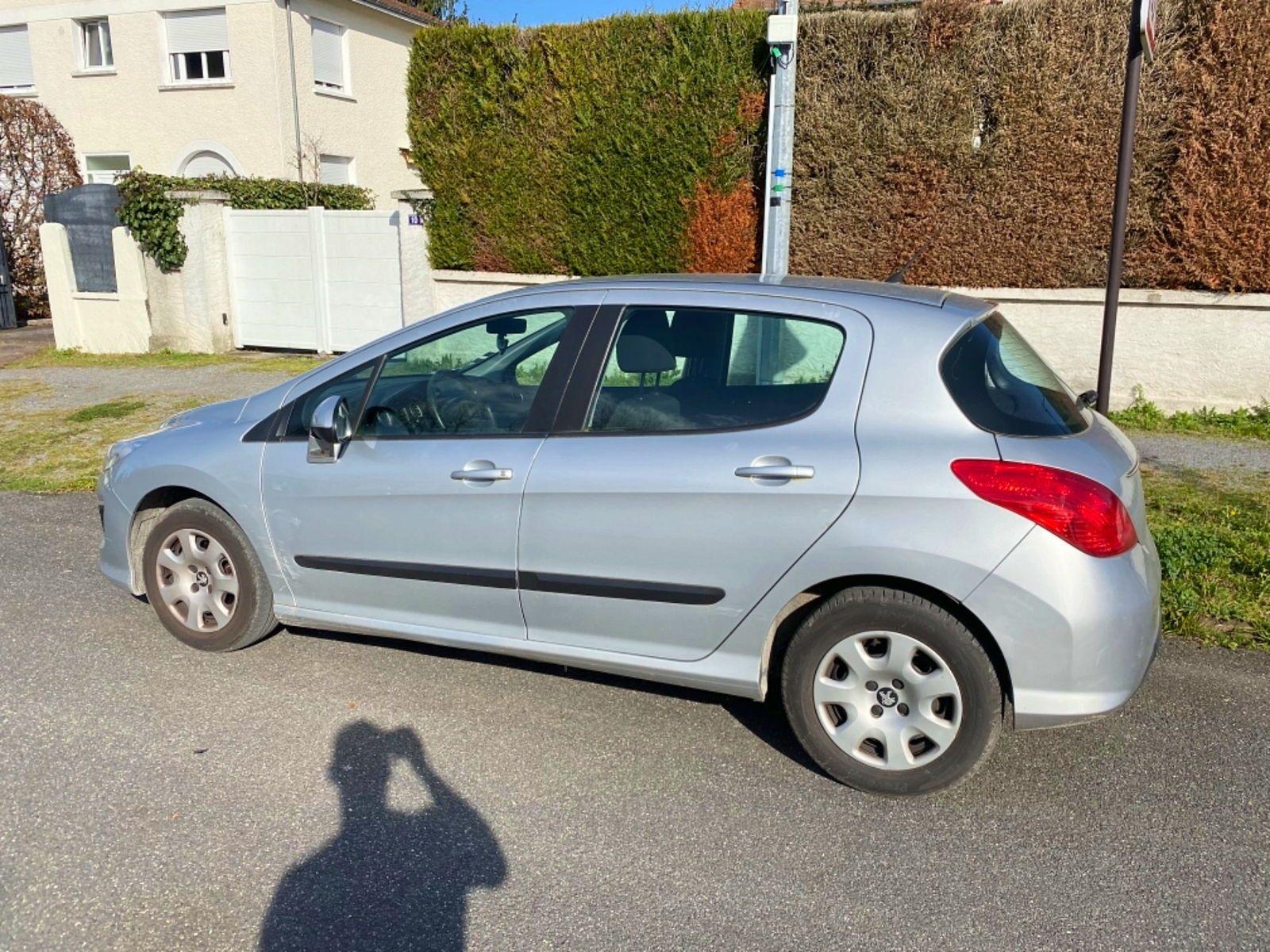Peugeot 308160' 000km 2012